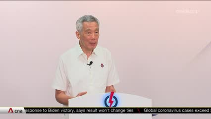 The PAP must adapt to what Singaporeans want in politics: PM Lee | Video