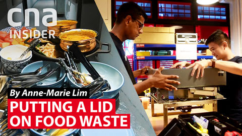 Putting a lid on food waste