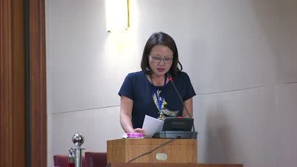 Solidarity Budget: Sylvia Lim on additional support measures in response to COVID-19 pandemic