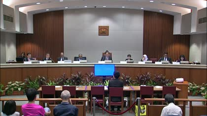 Threat to Singapore's social harmony from online falsehoods raised at Select Committee hearing