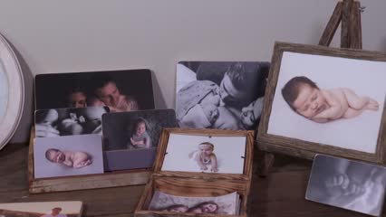 Rising trend of childbirth photography in the US | Video