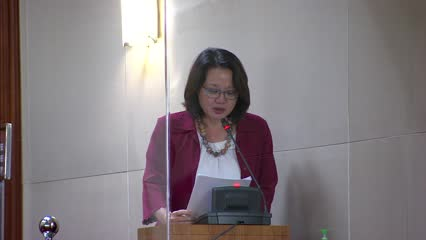 Sylvia Lim on Fortitude Budget