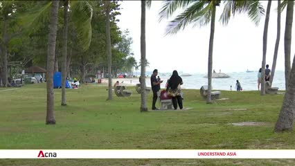 Barbecue pit, campsite bookings cease as stricter COVID-19 safe-distancing rules kick in | Video
