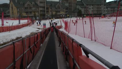 South Korea ski resorts rely on foreign visitors as fewer locals ski | Video