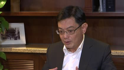 US-China trade war and its impact on the global economy: Heng Swee Keat | Video