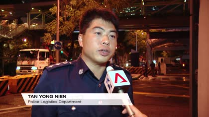 Police logistics, tech departments work to ensure a safe ASEAN Summit | Video