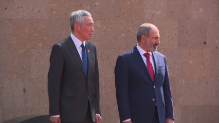 Armenia a like-minded, key partner for Singapore: PM Lee | Video