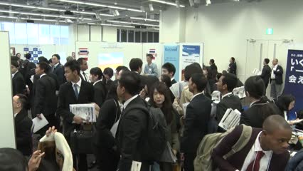 Can foreign students find jobs in Japan? | Video