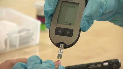 Wearable screening device for gestational diabetes on trial at KKH | Video