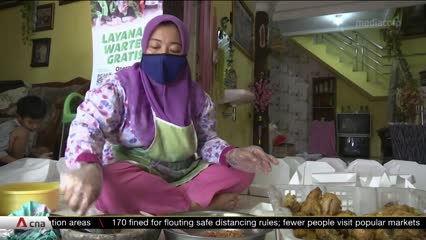 Indonesia's charities brace for surge in people needing assistance due to COVID-19 | Video