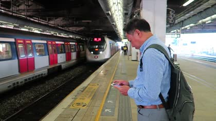Express Rail Link to halve travel time between Hong Kong and Guangzhou | Video