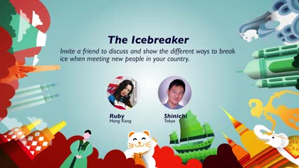 Task 4 The Icebreaker: Ruby and Shinichi