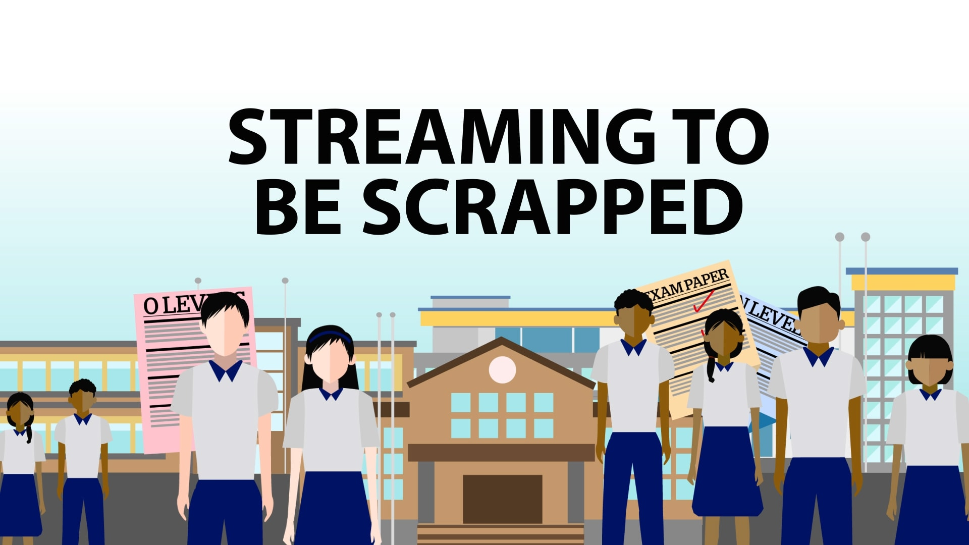 How secondary education will work in Singapore once current streaming system is phased out