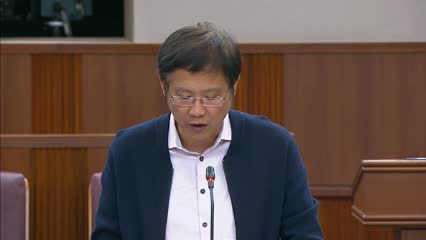 Gan Thiam Poh on Healthcare Services Bill