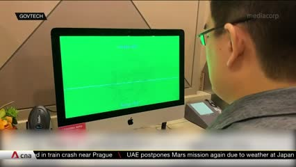 Singapore conducting trials to offer face verification as a service | Video