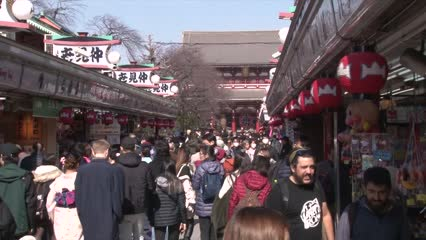 COVID-19 outbreak: Japan steps up disinfection measures at tourist spots | Video