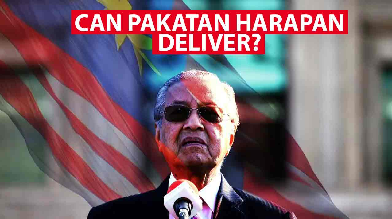 Can Pakatan Harapan deliver? A look at 3 key areas for Malaysians