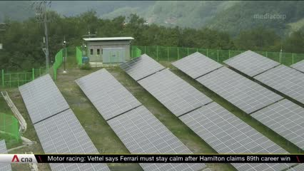 South Korea promises 'green' investment even as more coal power plants open | Video