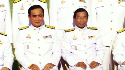Battle For Political Legitimacy In Thailand
