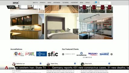 COVID-19: Furniture firms prepare for reopening after circuit breaker | Video