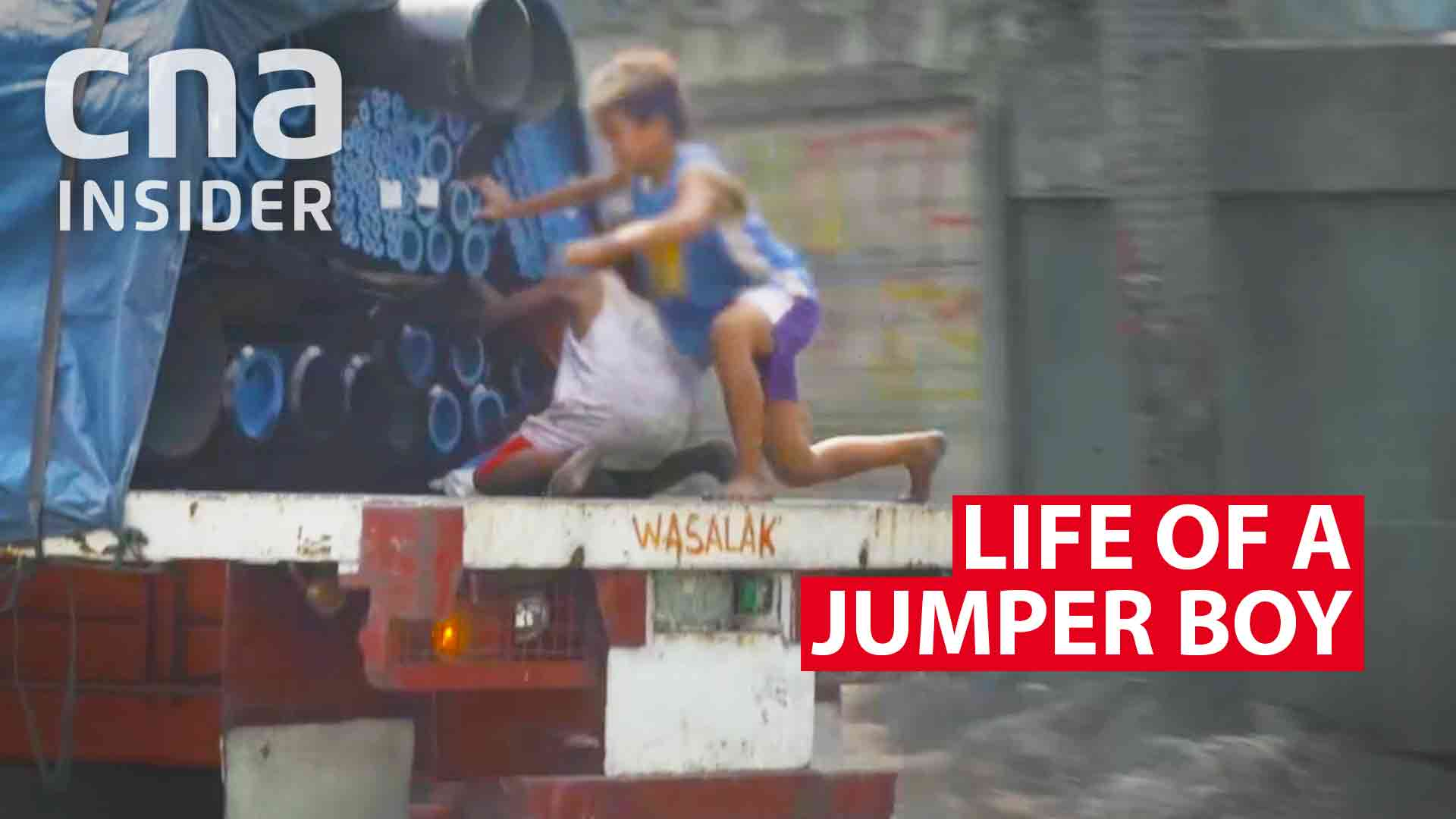 Life of a jumper boy