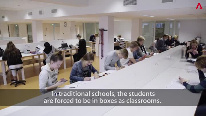 A New Way Of Teaching In Finland