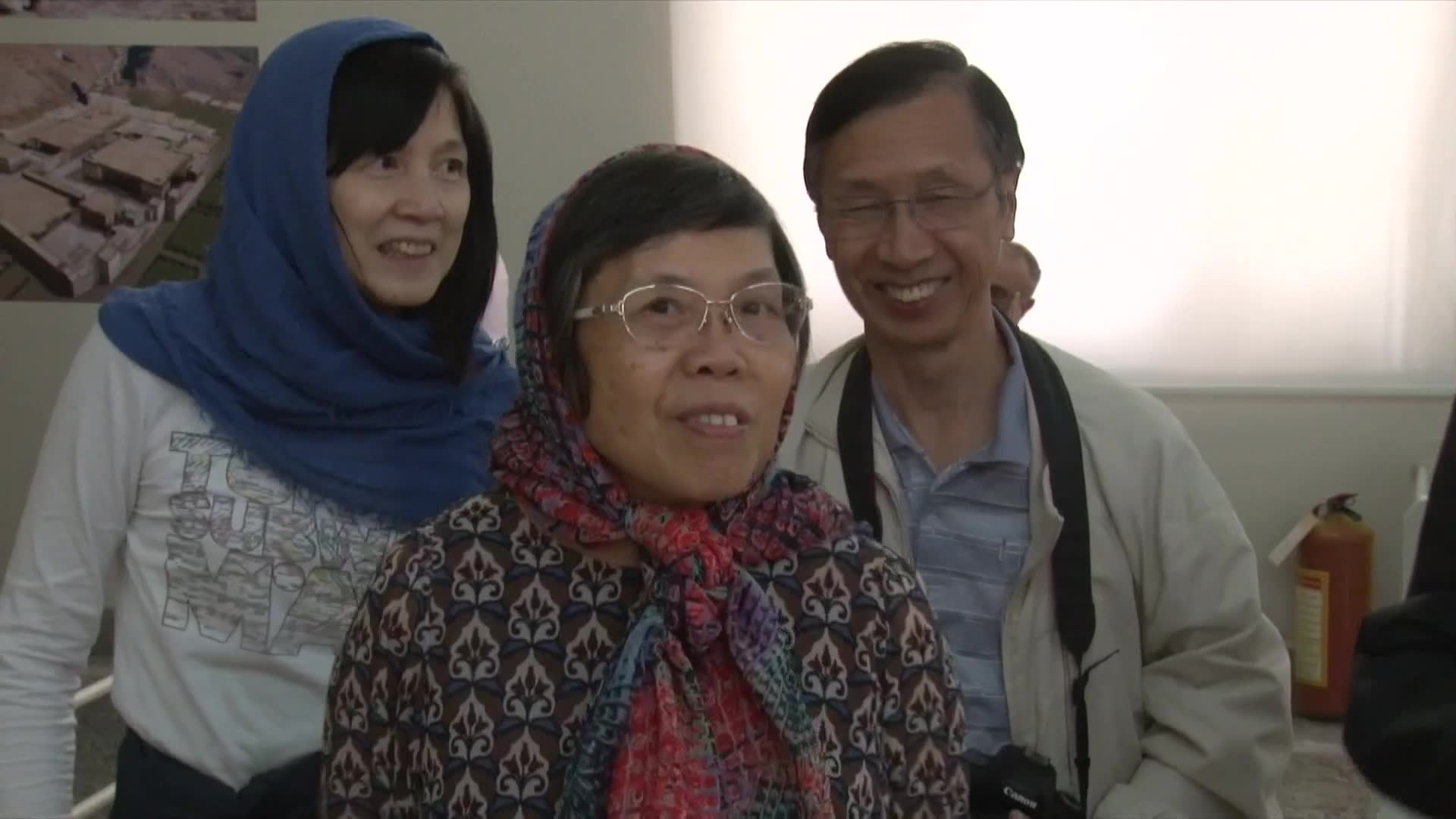 Iran waives visas for Chinese visitors to boost tourism | Video