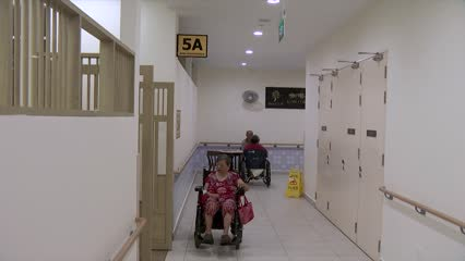 Pilot programme at Ren Ci helps seniors transit from hospital to home | Video