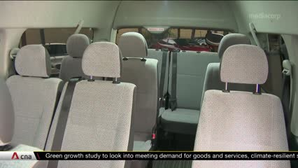 Singapore-Malaysia travel: Companies seeking private transport, but drivers hard to find | Video