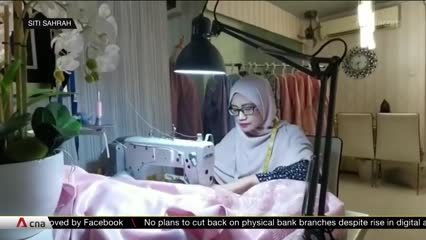 COVID-19: Muslim tailors deal with cancellations and supply shortages due to circuit breaker measures | Video