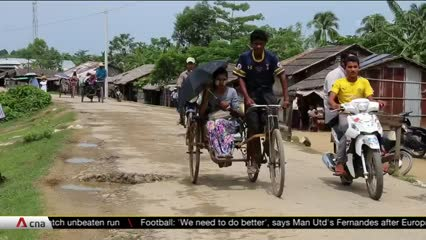 Rohingya community excluded from voting in Myanmar election   Video