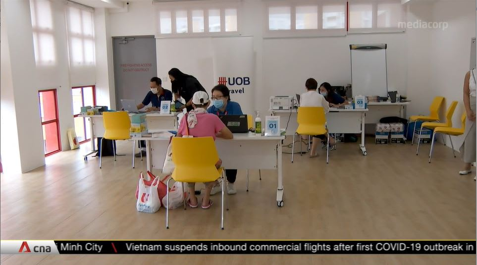More than 11,900 SingapoRediscovers voucher bookings made on first day of redemption | Video
