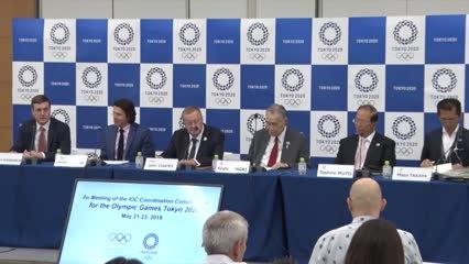 IOC, Tokyo 2020 organisers meet as time runs out | Video