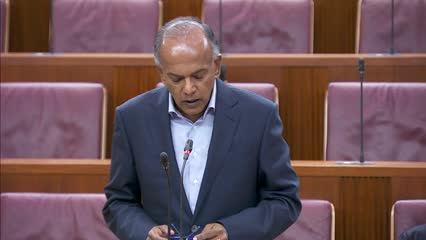 K Shanmugam sums up debate on ministerial statement on restricting hate speech with 'moving words' of imam