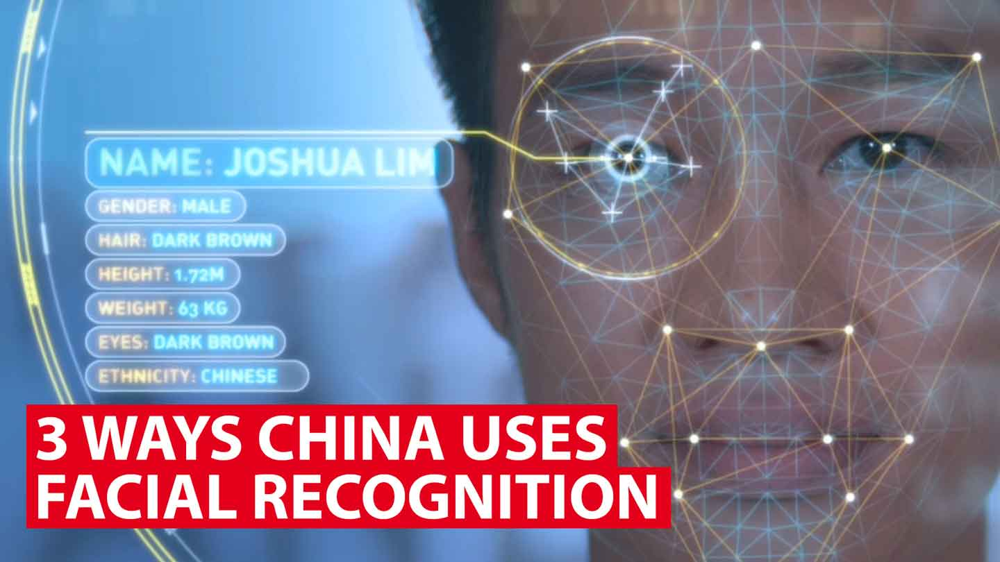 3 ways China uses facial recognition