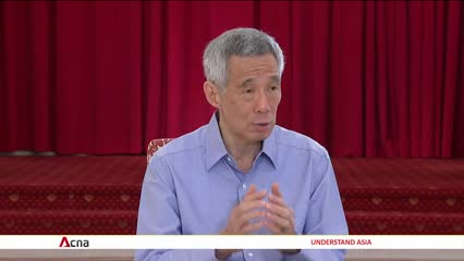 No decision yet on General Election amid COVID-19 outbreak, says PM Lee | Video