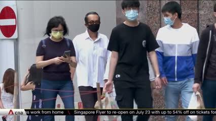 Temasek's portfolio value falls 2.2% amid COVID-19 pandemic | Video