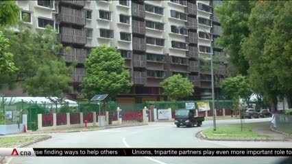 COVID-19: On-site care facilities at some dormitories, designated spaces for recovered workers | Video