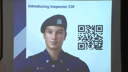 Got a question for the police? Ask Inspector Clif on Facebook | Video