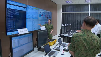 MINDEF to recruit 300 cybersecurity experts, opens cyber training school | Video