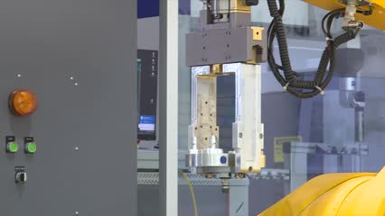 Robotics boost productivity for precision engineering firm | Video