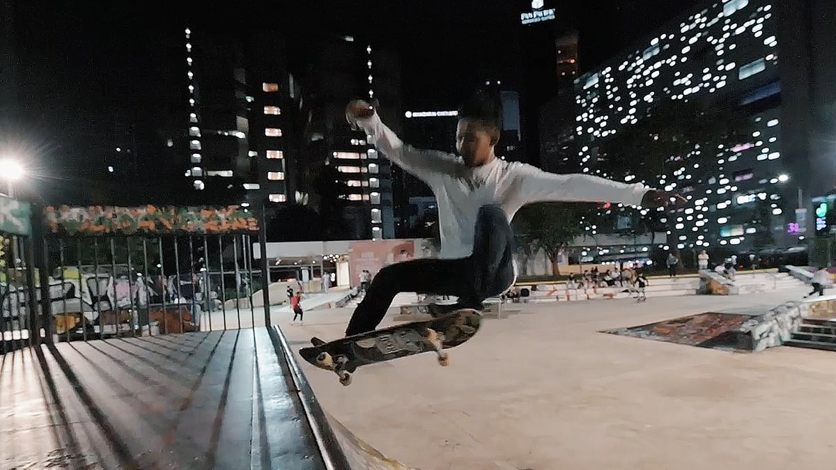 Meet Singapore's SEA Games skateboarders