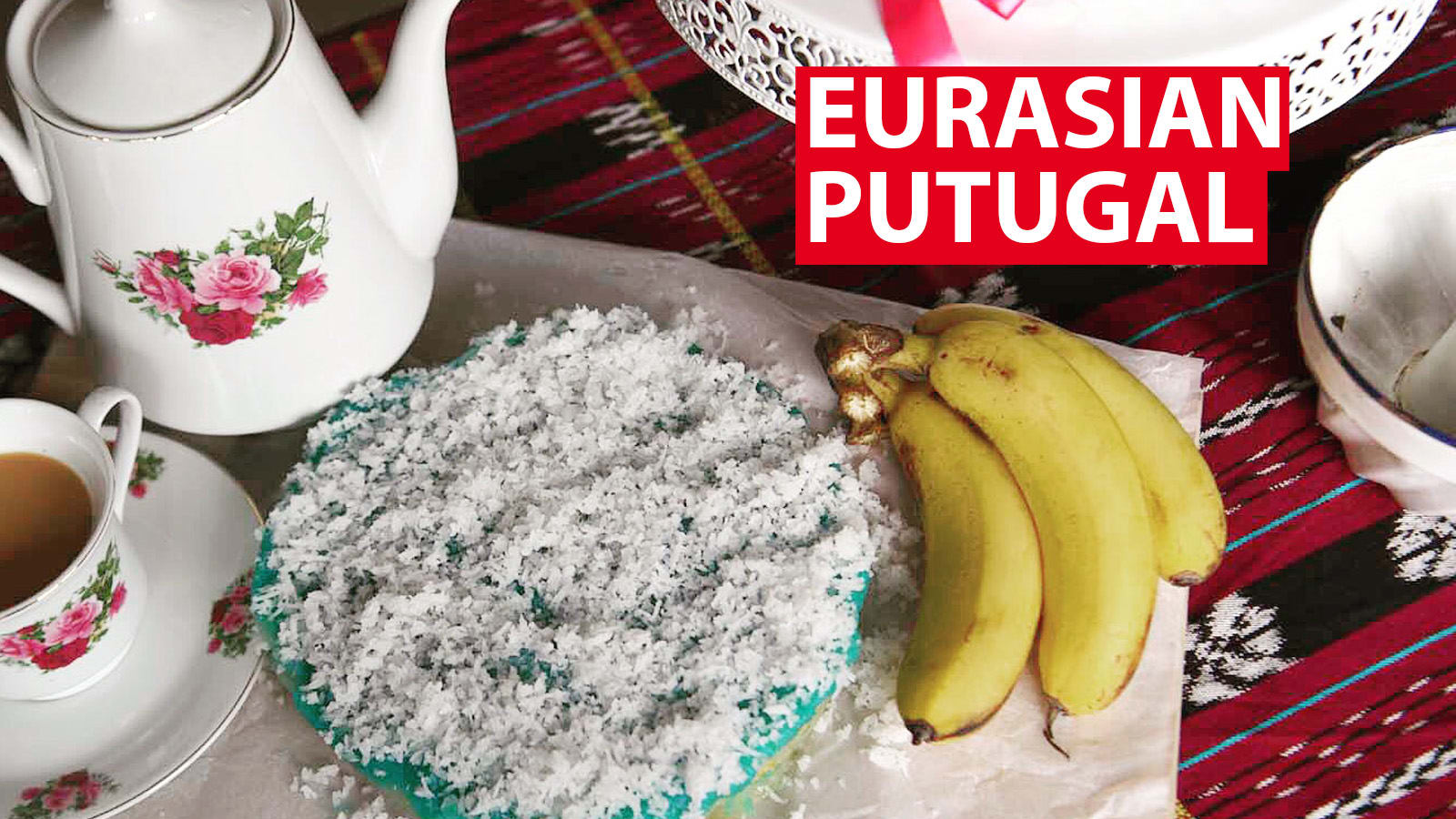 Eurasian Putugal: The recipe