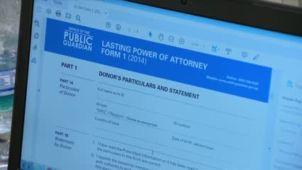More Singaporeans signing up for Lasting Power of Attorney | Video