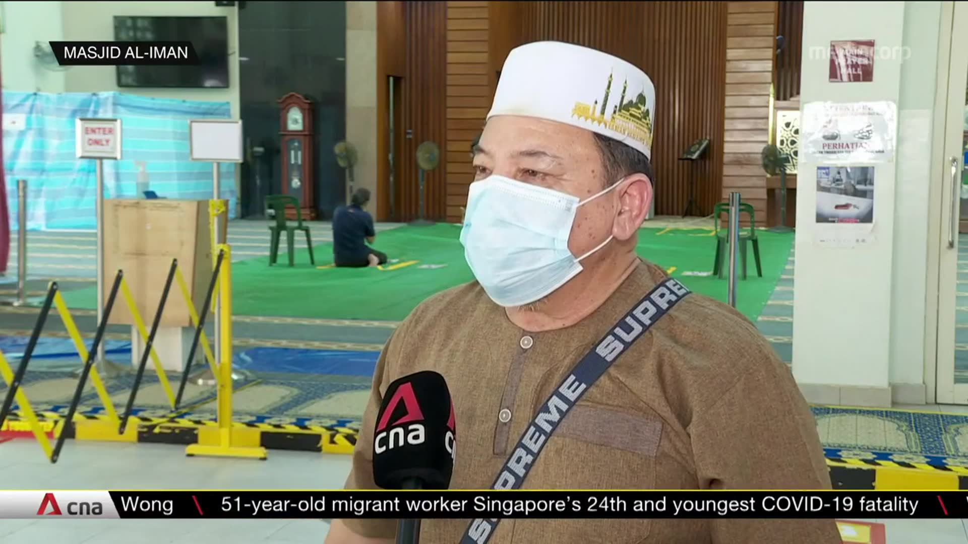 Mosques, Buddhist temples reopen to worshippers   Video