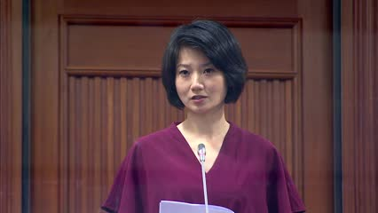 Sun Xueling on COVID-19 travel restrictions for foreign spouses of Singapore citizens