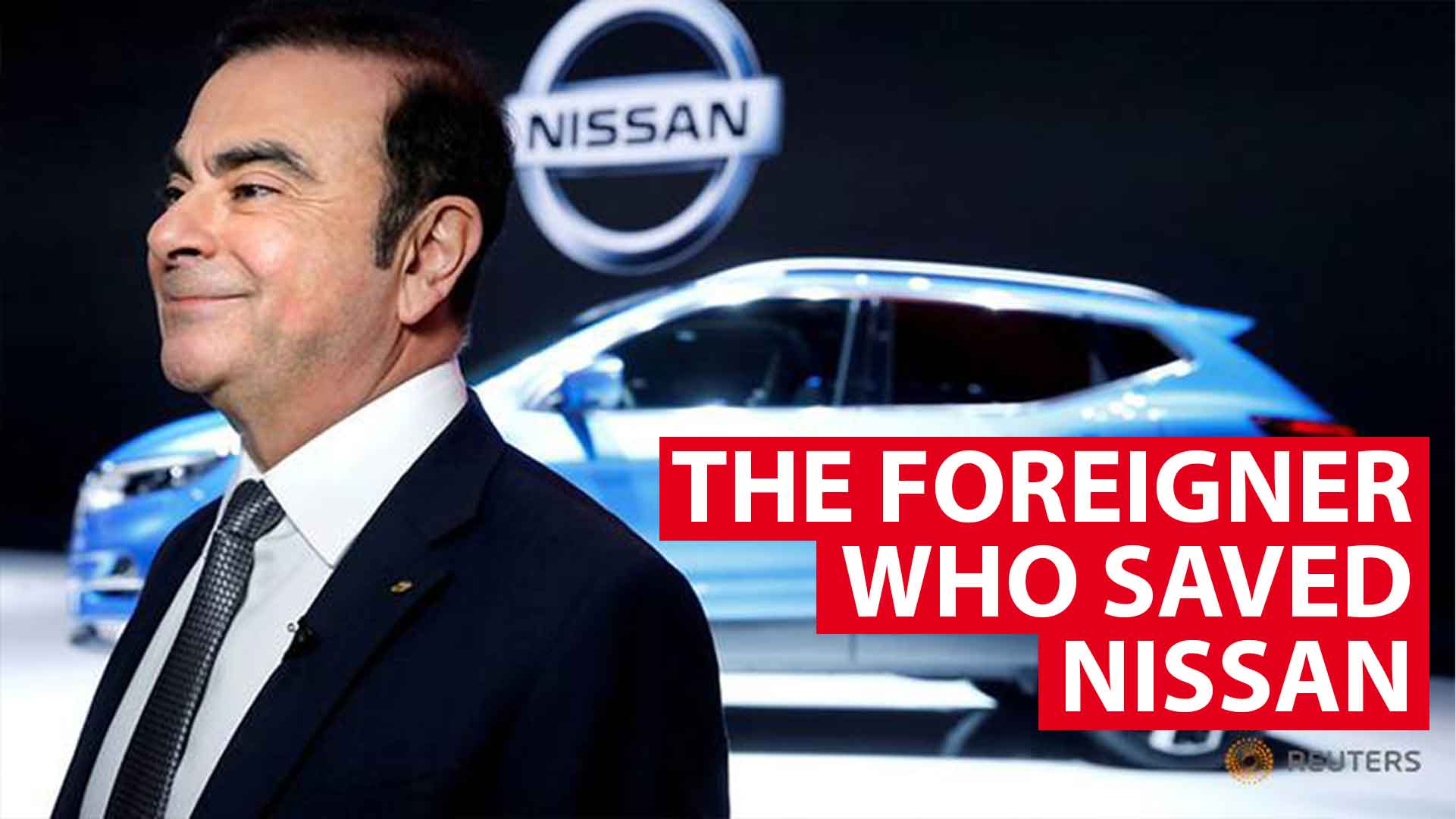 The foreigner who saved Nissan
