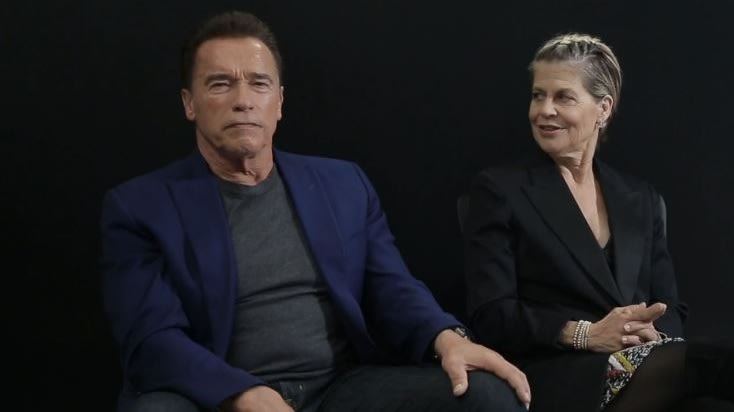 Terminator: Dark Fate cast does 'I'll be back' in Singlish | CNA Lifestyle