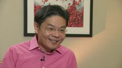 'It would be rash to rush into details now': Lawrence Wong on new housing policy VERS | Video