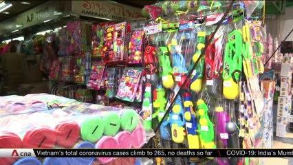 Songkran festival cancelled as Thailand combats COVID-19 | Video